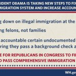 """""""We're going to offer the following deal."""" —President Obama #ImmigrationAction http://t.co/5XVKp5bRow"""
