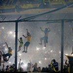 A torcida do Boca Juniors é foda pra caralho! http://t.co/pVjtsd13fV