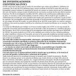 Eliminación del IVIC acabaría con lo poco bueno de la ciencia venezolana. Sin ciencia un país se arruina http://t.co/ozL5aLj3Ei