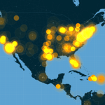 RT @gov: America lights up with Tweets as people respond to President Obama's address. Animated map: http://t.co/1atbUmhaR7