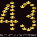 RT @FERCHOHHH07: impresionante lo de @Calle13Oficial   su apoyo para #AcciónGlobalAyotzinapa   En los #LatinGRAMMY2014 http://t.co/0SvBUJMr…
