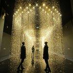 【会期延長】シチズン、時計の地板による「光」と「時」の圧倒的な空間演出 - 東京で11/28まで開催 - http://t.co/1xD38dPKgJ http://t.co/IKz19eROru