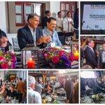 Un gusto recibir en #Oaxaca a #JacquesRogozinski, D.G. @NAFINSA y sus Consejeros... https://t.co/DbWzGgvEiG http://t.co/MzXXmdTX4G
