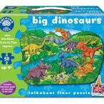 #WIN a newly launched big dinosaurs puzzle! To enter #competition follow @BabySwaporShop & @OrchardToys & Re-Tweet! http://t.co/RAZcQGxtSX