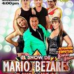 Este sábado Yo también voy 💂 nos vemos en Tampico con  @mario_bezares y sus amigos! 😘✌️ http://t.co/9VnlYWdln5