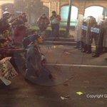 De @TepitoArteAca   «Y esto es lo que hacen nuestros jóvenes contra la represión.» #20NovMx http://t.co/1t5MDQaTtO