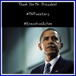 Thanks for taking action on #immigration President thank you very much thankful @BarackObama #TNTweeters http://t.co/OHEdIbWNyh