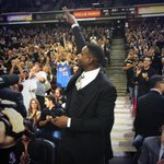 Webber received standing-O from the Kings faithful. #SacramentoProud http://t.co/VcT7VT8o9B