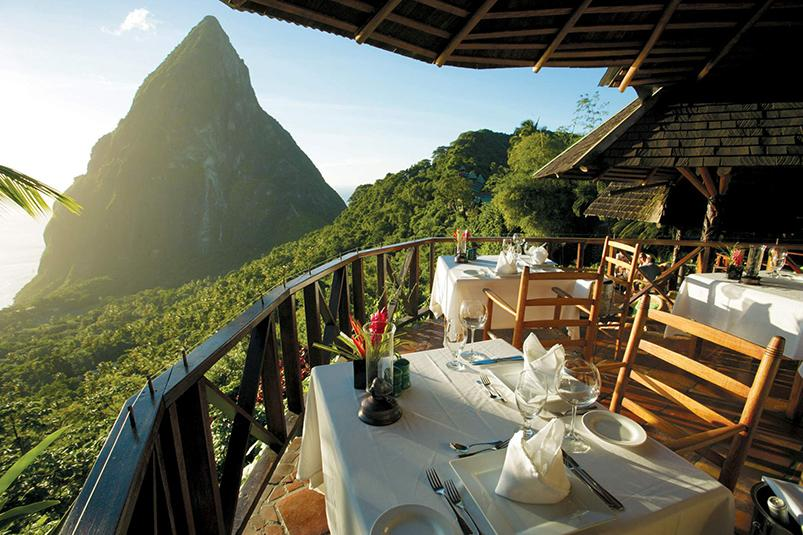 From St. Lucia to Burma, here are the world's greatest dream trips: