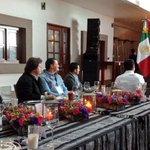El Pueblo y @GobOax, les deseamos una exitosa estancia @Nafinsa en #Oaxaca, en pro de la Región Sur Sureste de México http://t.co/BnOqp3CsPT