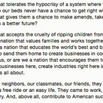 Obamas speech today on immigration was great: http://t.co/IOt9MRigRd
