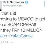 Hasta los actores d Hollywood c burlan d las estupideces de Ángelica Rivera,no te da vergüenza @EPN? Xq tu a mi sí http://t.co/4RYh3v8OqN