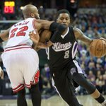 Kings get back winning ways, beat Bulls, 103-88. Chicago falls to 4-12 in last 16 meetings vs Kings in Sacramento. http://t.co/dGa7UynOcq