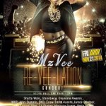 We are on tonight people.Its the MzVee Re-Vee-lation Concert at the Accra Mall Car Park. See ya . @mzveegh http://t.co/fxMEEVlMF5