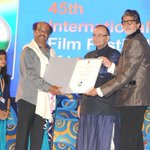 Centenary Award for Personality of the Year!!   Let's take a moment to congratulate Our Idol #Rajinikanth
