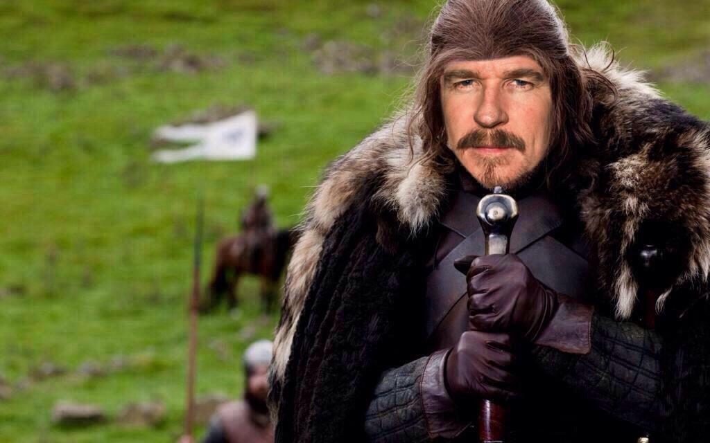 @RubyModine I did with #Faceinhle app. Glad he has a sense of humor. See? Game of @MatthewModine thrones