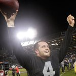 Sign of things to come? Carr drives @Raiders 80 yards in 17 plays for go-ahead score: http://t.co/uFICRooA6C http://t.co/S5KyG3SBNV