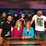 Thanks guys & gal! #kxly RT @KrisCrockerKXLY Fabulous BEARDS of the Night from @SpokaneBeard! @NadineKXLY #BEARDS http://t.co/1xFP2rfVmv