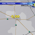 5:20AM- #StormWarn30 Fog Tracker showing dense fog across the Valley. What are you seeing? #ABC30 #cawx http://t.co/bOF4MIdRp2