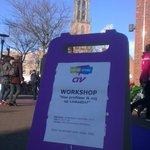 Workshops! Schrijf je in bij @cnvpopupstore. #solliciteren #sollicitatie #sollicitatietips #cv #vacature #LinkedIn http://t.co/BD3bvVnNp5