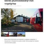 vogelgriep in Kamperveen. Nu dus ook effect in mijn #Oldebroek .... http://t.co/NMcFcnebMF #vogelgriep #Kampen http://t.co/QAgP7bjH6Z