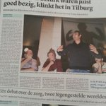 He kijk. Collega Tilburgs raadslid @orkunbaytemir in Trouw. Over de problemen en onrust bij de PvdA http://t.co/om3wBj88zB