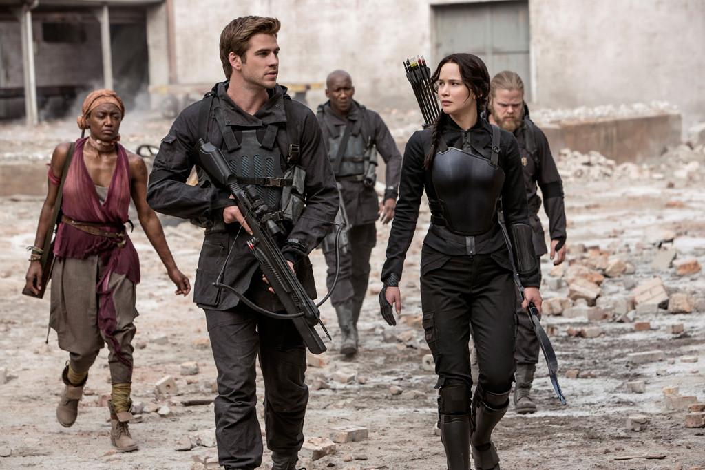 Here's what critics are saying about The Hunger Games: Mockingjay – Part 1: