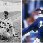 2 legends. 1 town. SAME birth date. Stan Musial (1920) and Ken Griffey Jr. (1969) were born on this day. http://t.co/CoCwx3SJqi