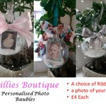 personalised baubles !! taking orders for a limited time - http://t.co/or4wPGRBLT #wigan #Christmas http://t.co/2KbrJaj5Zp