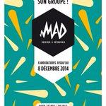Nouvelle saison pour le dispositif MAD. Groupes ou artistes amateurs rap : postulez jusquau 8 décembre @Trempolino http://t.co/zBYgjrzxpF