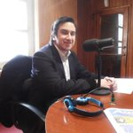 @Injuv_Aysen Rodrigo Saldivia Director INJUV @radiopatagonia @ElectroMeen MATINAL DE LA PATAGONIA 104.1 PATAGONIA FM http://t.co/7QfNrjBdrV