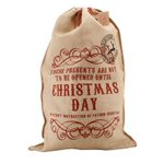 #FreebieFriday #giveaway time! RT&Follow to #win our Santa Jute Sack! http://t.co/yJpI6Ng2qD #Christmas http://t.co/zCGW2ga4ze