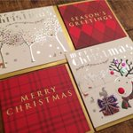 Our festive #giveaway ends today! RT before 6pm for a chance to #win these lovely #Christmas cards! http://t.co/buYUxrMCIL