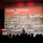 #StrataHadoop @majsander telling how she gained customer insight using open data rather than paying for facebook data http://t.co/Kl2m5RKHBf