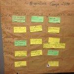 Session Board vom #gov2vie - ja wen haben wir denn da um 15 Uhr in Raum 245? :D #youngcoders http://t.co/9gtWFwi3PY