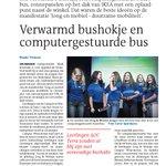 RT @Noorderpoort: Studenten Noorderpoort @Campuswstweet presenteren ideeën Jong en mobiel-duurzame mobiliteit http://t.co/gxFPnpIH77