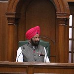 Former Delhi Speaker and AAP MLA MS Dhir joins BJP - Reports http://t.co/CDSj3CsvID