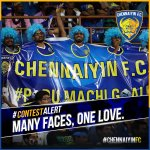 #ContestRules 1)RT This Tweet. 2)Come up with a name for the fans of #ChennaiyinFC. #ManyFacesOneLove #LetsFootball http://t.co/ggetSvmei4