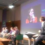 @Johanna_Rolland au lancement de la #greenweek @paysdelaloire #Nantes au coeur de léconomie de la transition http://t.co/DyLcdAKzeV