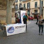 Som a Plaça Porta pintada recollint firmes per la #ilpterritori. Ens fas RT? http://t.co/RQ8hozQVzj
