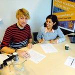 Daar gaan we @HSVgroningen @OTPgroningen Samenwerking is officieel! #studenten @hanze http://t.co/wl0T7aICCx