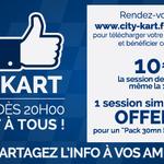 Ce soir dès 20h à St-Séb : -La session kart à 10€* -Des sessions simulateurs F1 offertes* *RDV http://t.co/xfWJ0gD3Xr http://t.co/d6s0spoTpj