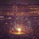 Desafortunadamente hoy una tragedia nos vuelve a mostrar lo unidos que somos los mexicanos #AyotzinapaSomosTodos http://t.co/BJWHoh713V
