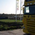 Vandaag weer een chalet met #ECOgreenBOX door Duntep geleverd en geplaatst bij @buitenplaatsod . http://t.co/5EFIsL599G