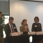 Forum discussie samenwerken in de waterketen bij @ValleienVeluwe. Met @carladikfaber en @LeonMeijer_ http://t.co/2VHI3OCYoi