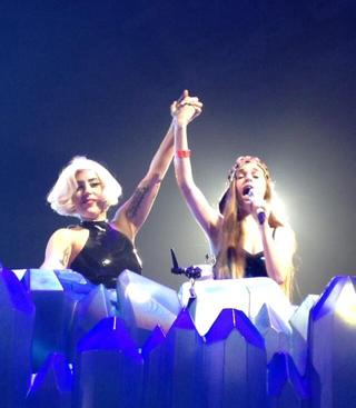 The night that changed my life. @ladygaga thank-you for believing in me as much as I believe in you. http://t.co/XlxULxj9wx