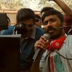 @dhanushkraja welcome to the set bro... http://t.co/bxzuej6x1T