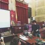 @guglielmoa ci parla di sostenibilità culturale #GSusJam #thisiswhywejam @palermojams http://t.co/oeRBvwLHku