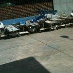 Horror! RT @yaridaperozo: @ChuoTorrealba, así se pierden las camillas en el hospital Perez Carreño. http://t.co/gc12Lob4iA