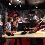 Live vanuit het #Top2000 Café in @BeeldenGeluid: @GijsStaverman met de opening van de stembus! http://t.co/cTS6mb6vtN